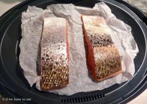 Salmon in Varoma
