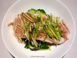 Asian Steamed Fish Thermomix