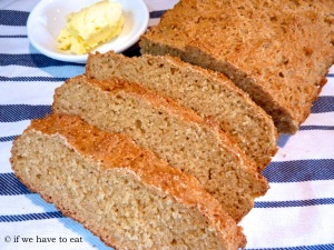Irish Brown Bread 2