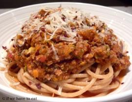 Spaghetti Bolognaise V2