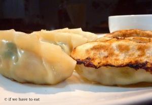 Pork Veg Dumpling