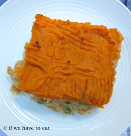 Chicken Vegetable Pie | Thermomix