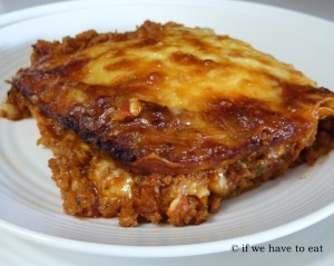 Lasagna V2 | Thermomix