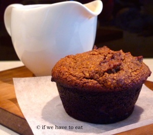 Flourless Date Muffins | Thermomix