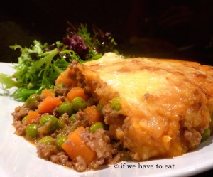 Cottage Pie | Thermomix
