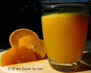 Orange Juice | Thermomix