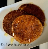 Oats Cottage Cheese Pancakes | Thermomix